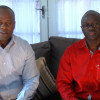 James Abiero and Solomon Wahome share their story as leaders of the Kenyan Association of South Australia (KASA).