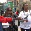 Oromo community in Melbourne protests against Ethiopian government violent crackdown on farmers and students