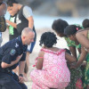 Two African children drowned at  Glenelg Beach in Adelaide