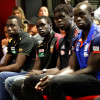 AFL's Africa Day celebration brings six African-born AFL players together in Melbourne