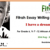 The Fitrah Essay Writing 2016 Competition