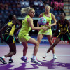 South Africa's Netball team comes to  Melbourne with high hopes