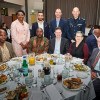 A very special and colourful community dinner