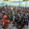 100 abducted children in the DRC have been rescued by the army.