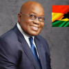 Ghana's president talks about his poor background to inspire the youth in Africa