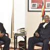 Museveni's efforts to address the refugee crisis  with the Khartoum government pays off