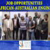 Job opportunities for African-Australian engineers