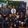 Victoria police and muslim community celebrate Iftar together