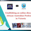 A new directory of African professionals in Victoria