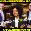 job opportunities knocking for African-Australians: AAIP extended till 19 August 2018