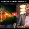 Nominations are now open for Afroshine Australia Awards