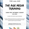 Media training for young African-Australians offered by The Age