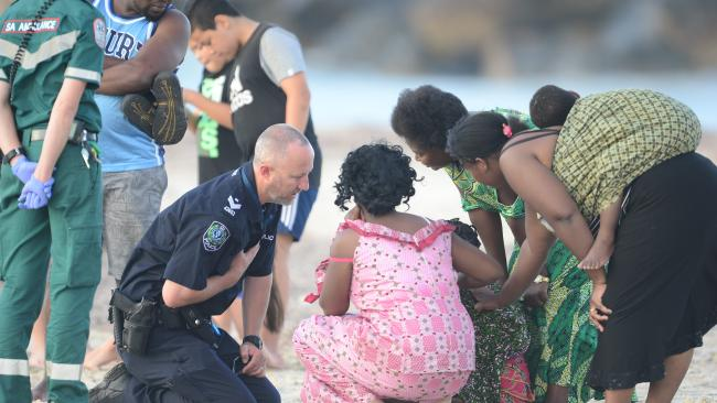 GLENELG TRAGEDY