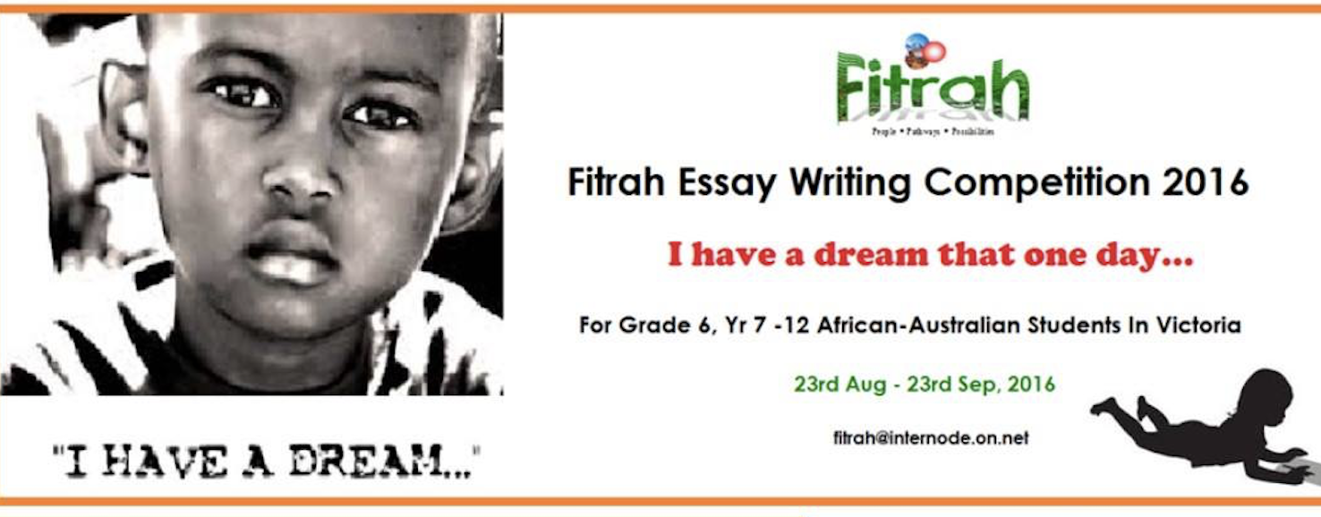 essay writing competitions australia Do you write non-fiction essays then this competition is for you the calibre  essay prize is open for its 12th year this prize is hosted by the.